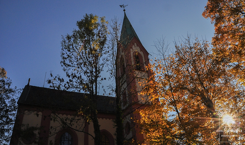 Christuskirche in Tegernsee Copyright Gerlind Schiele Photography +49 (0) 170 - 908 85 85
